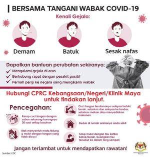 Bersama Tangani Wabak COVID-19